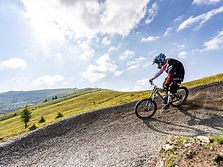 MTB Flow Country Trails auf der Koralpe